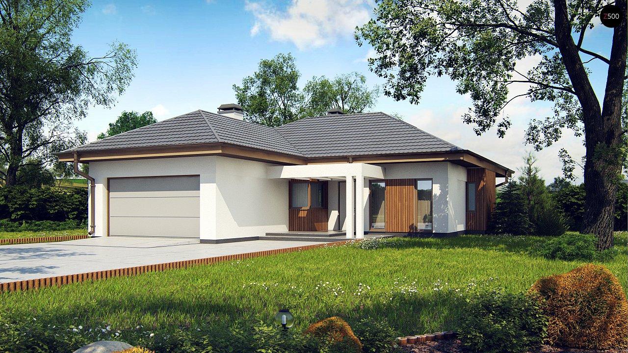Проект будинку Z289 - 1
