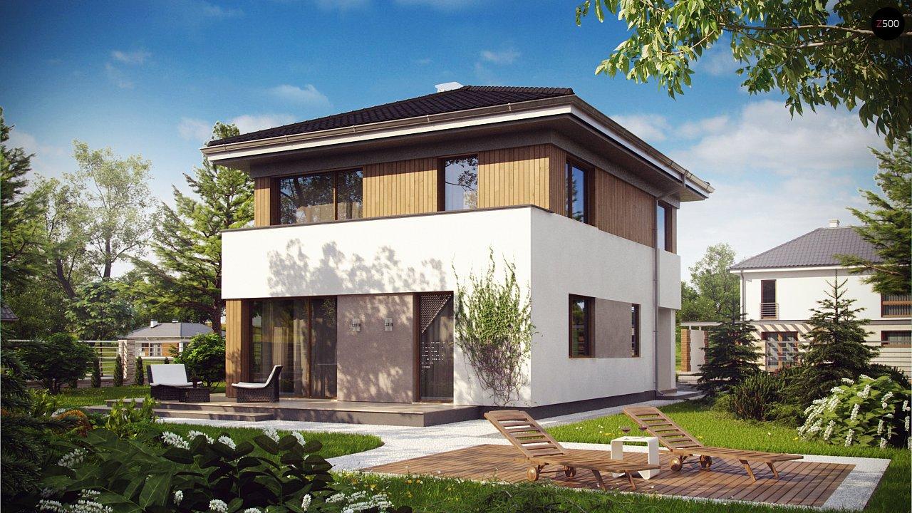 Проект будинку Z295 - 1