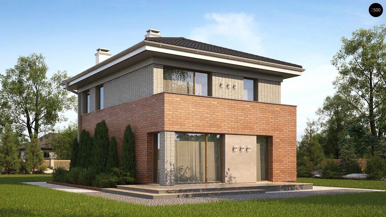 Проект будинку Z295 k - 1