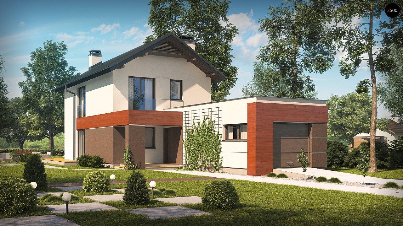 Проект будинку Z297 GF - 1