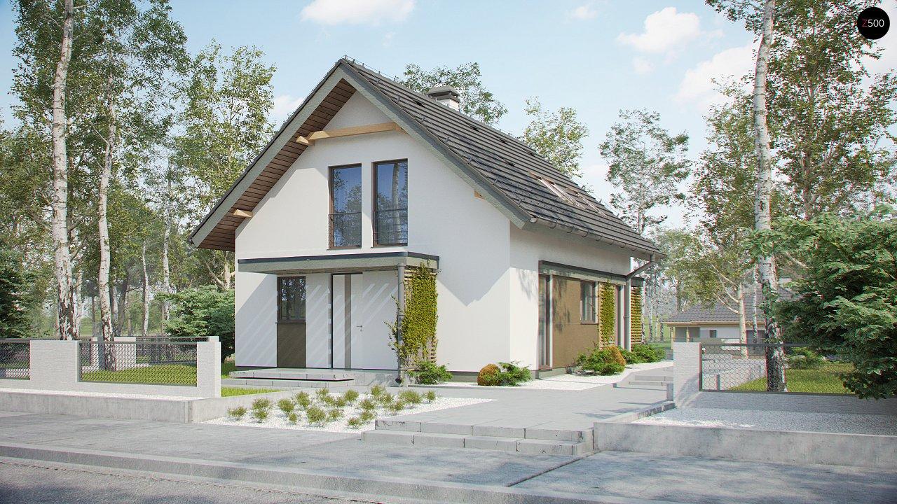 Проект будинку Z302 - 1