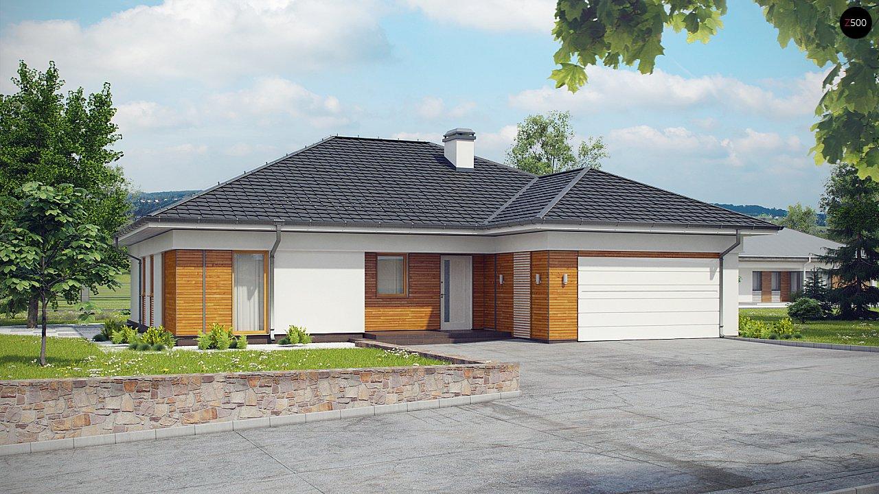 Проект будинку Z303 - 1