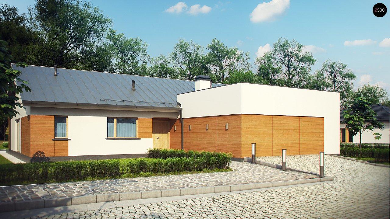 Проект будинку Z312 - 1