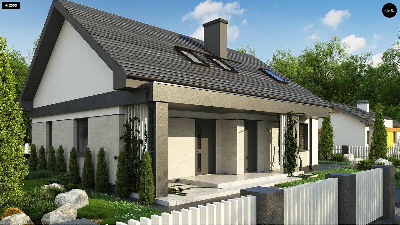 Проект будинку Z316 p - 1