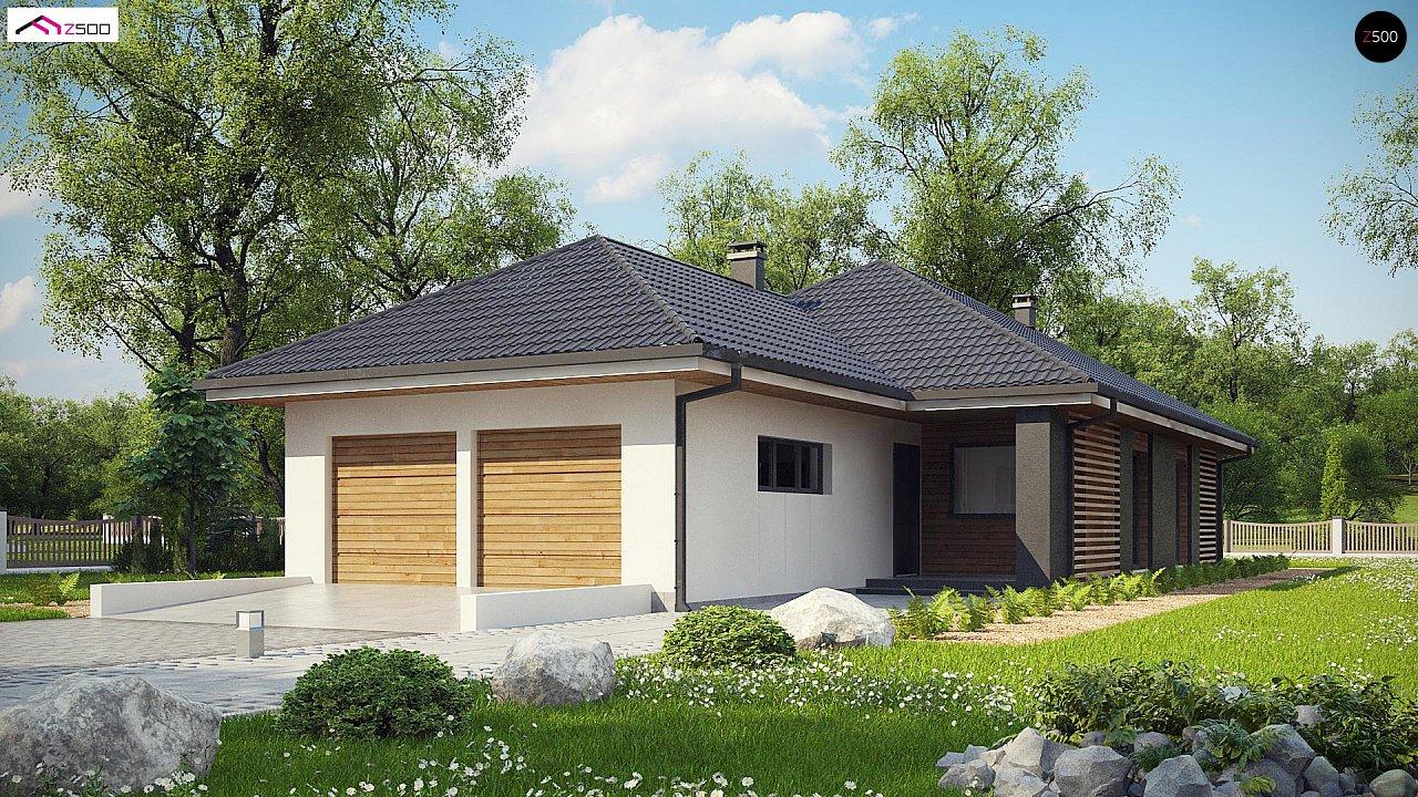 Проект будинку Z327 - 1