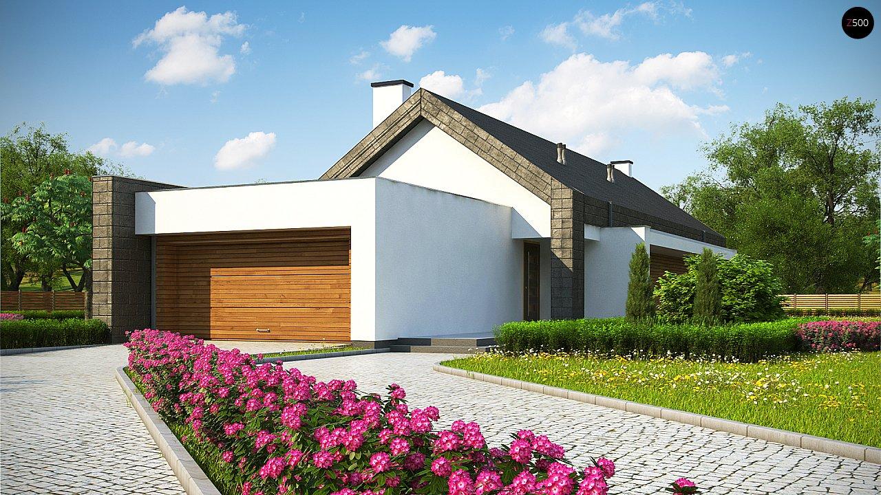 Проект будинку Z330 - 1