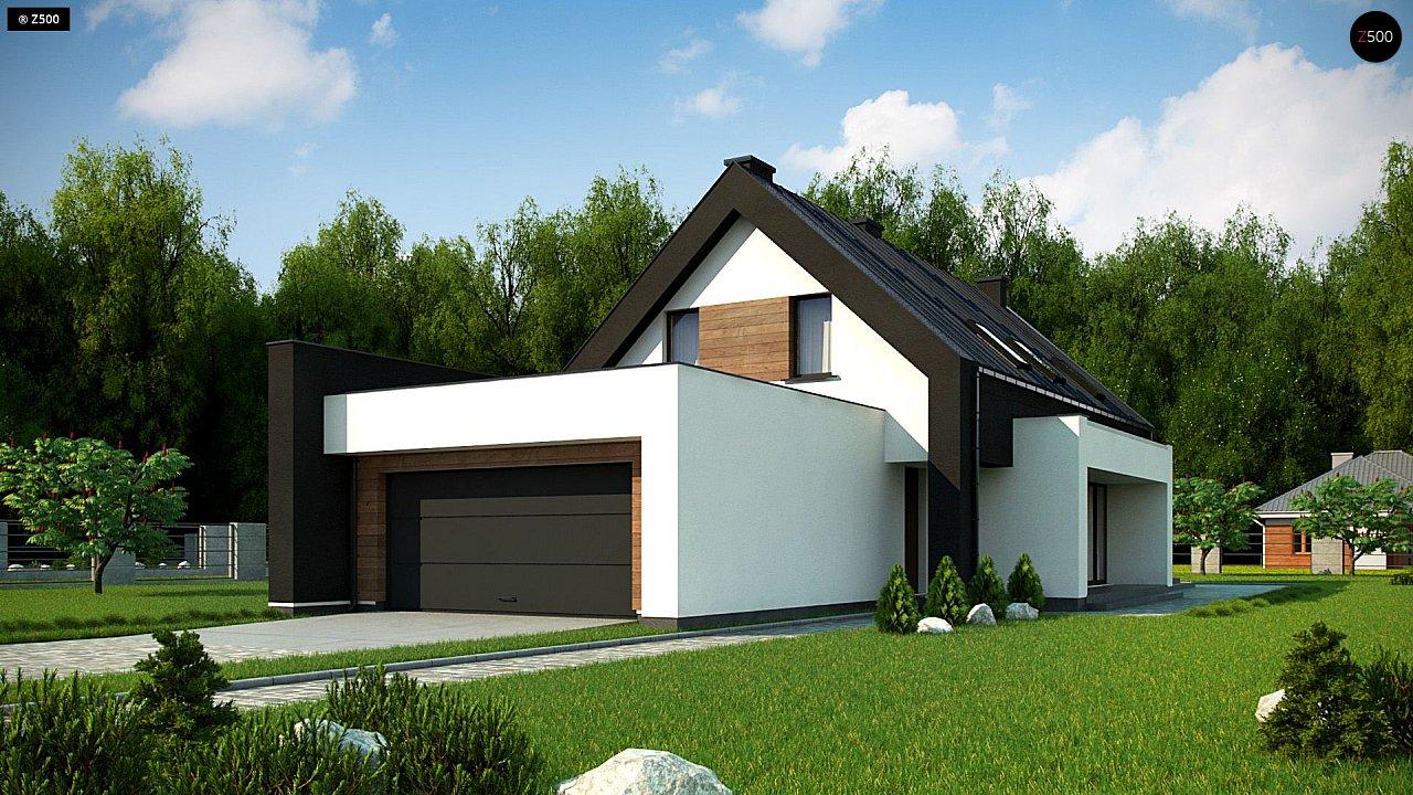 Проект будинку Z330 P - 1