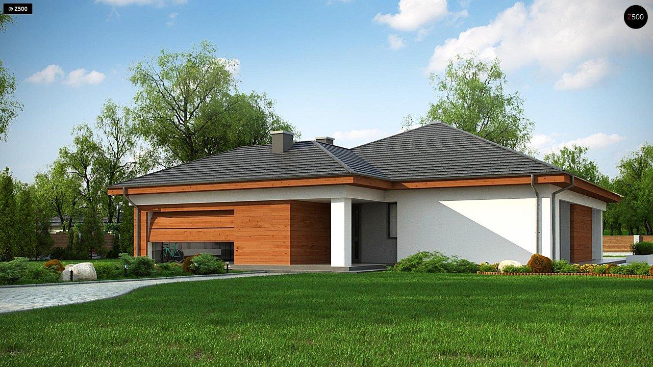 Проект будинку Z333 - 1