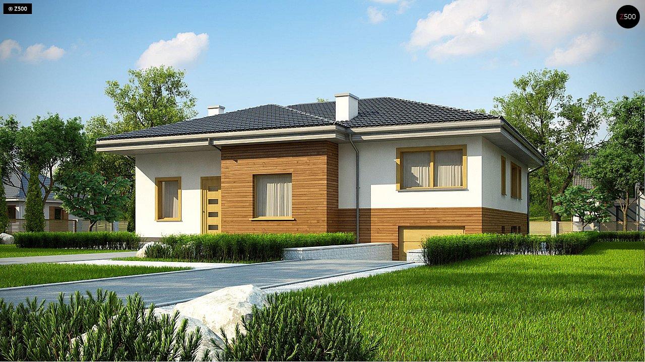 Проект будинку Z337 - 1