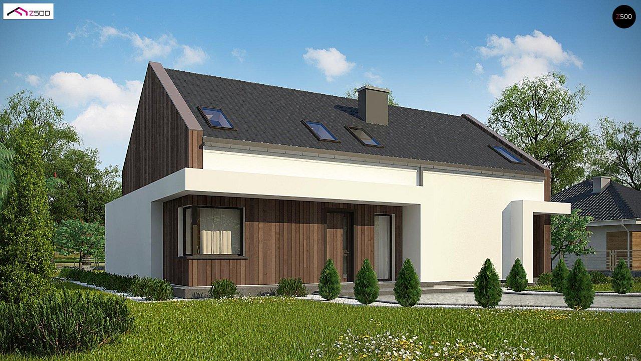 Проект будинку Z346 - 1