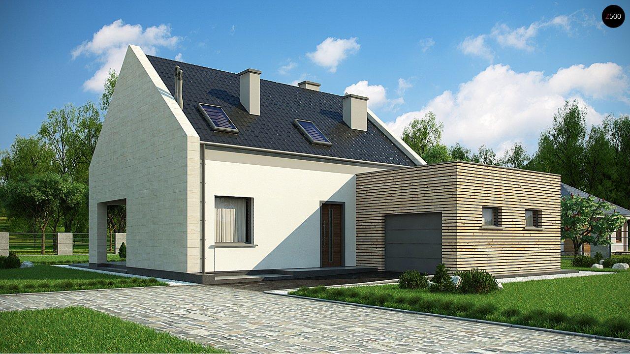 Проект будинку Z364 - 1