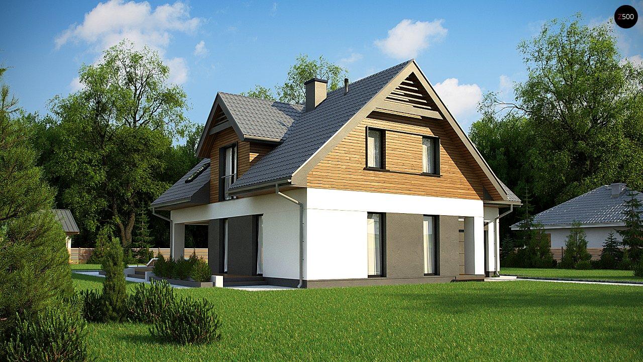 Проект будинку Z365 - 1