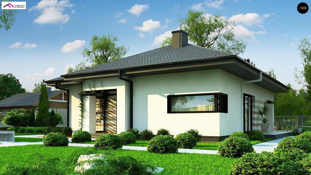 Проект будинку Z383 - 1