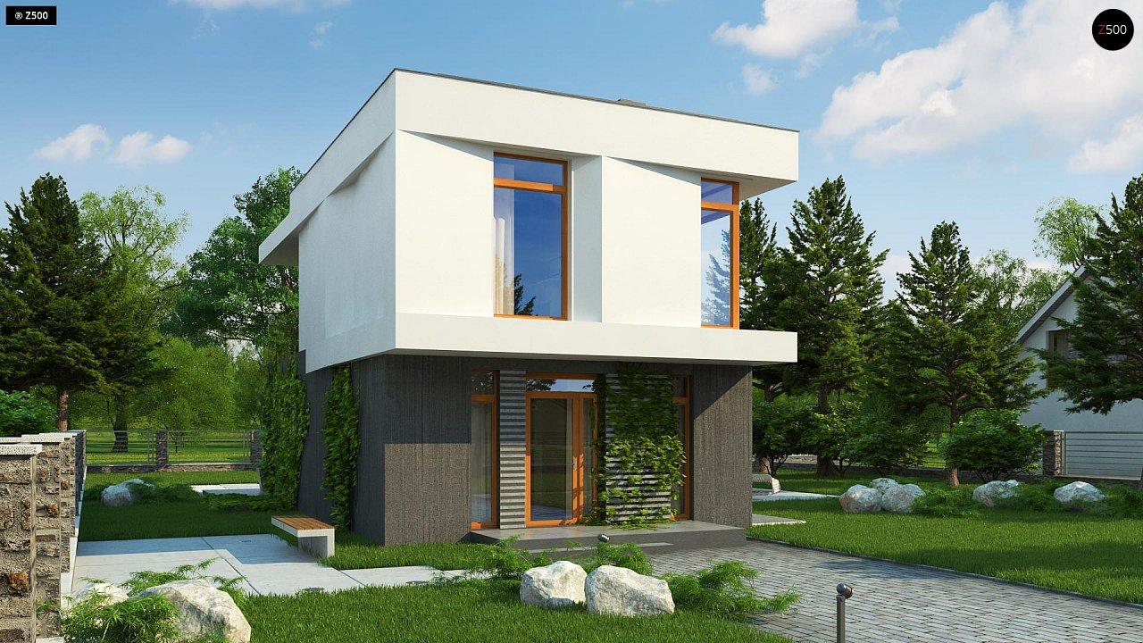 Проект будинку Z397 - 1