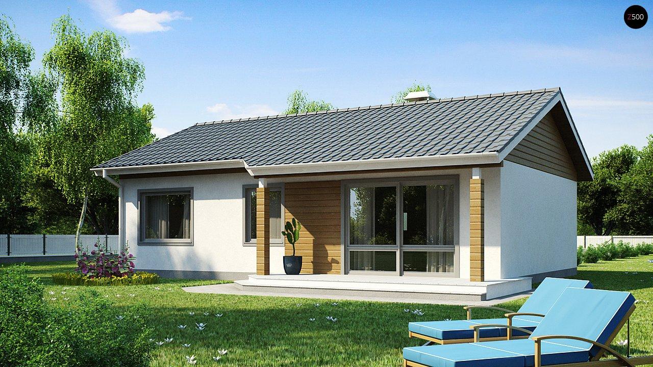 Проект будинку Z7 - 1
