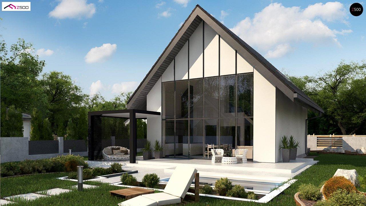 Проект будинку Z440 - 1