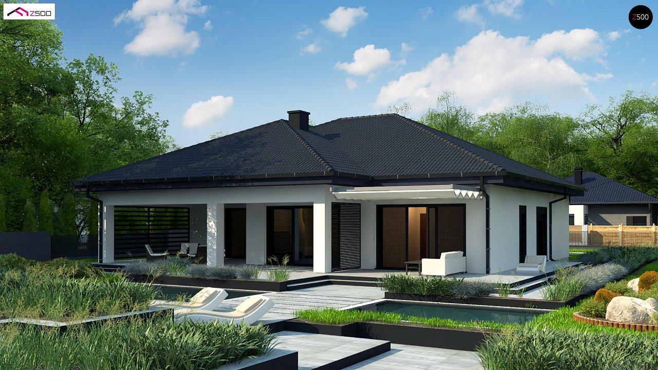 Проект будинку Z441 - 1