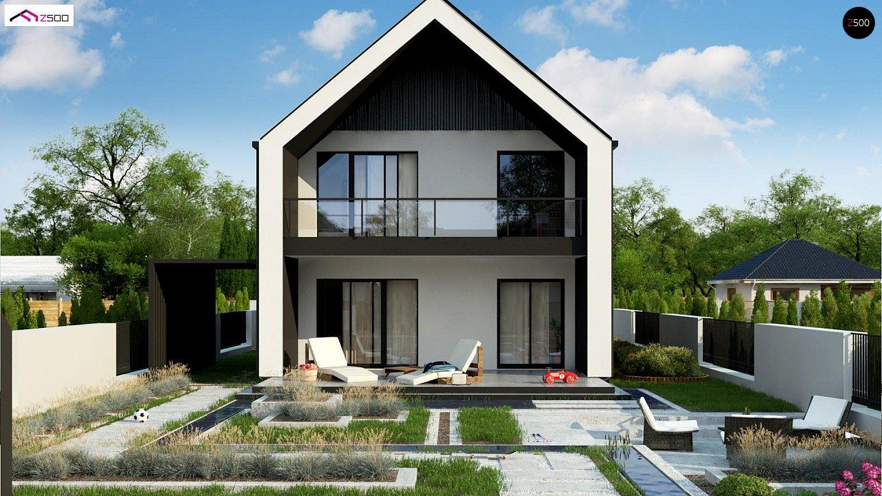 Проект будинку Z442 - 1