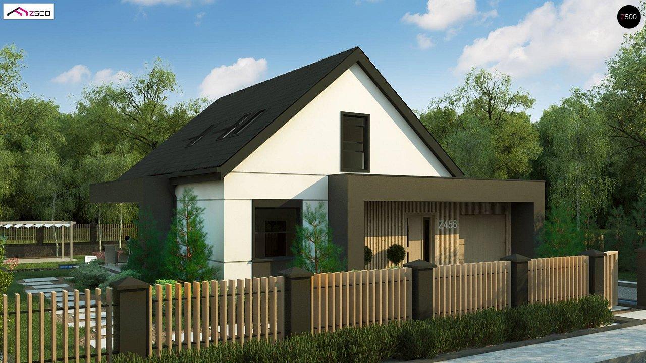 Проект будинку Z456 - 1