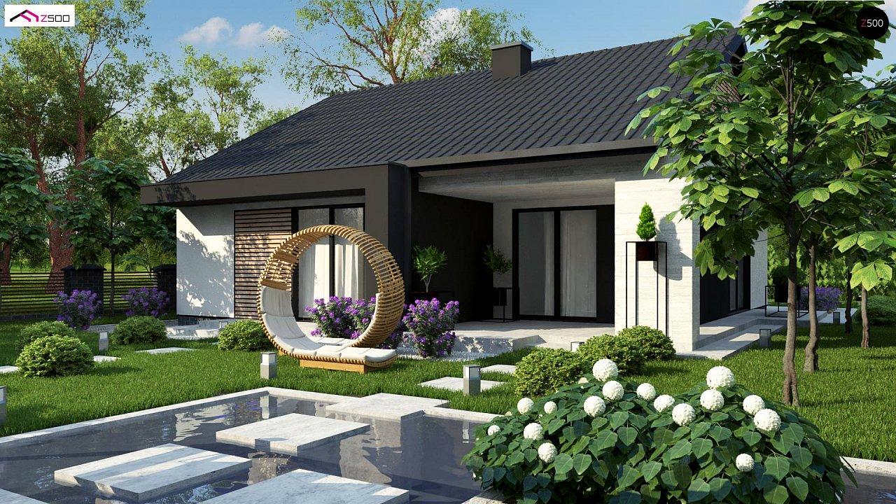 Проект будинку Z460 - 1