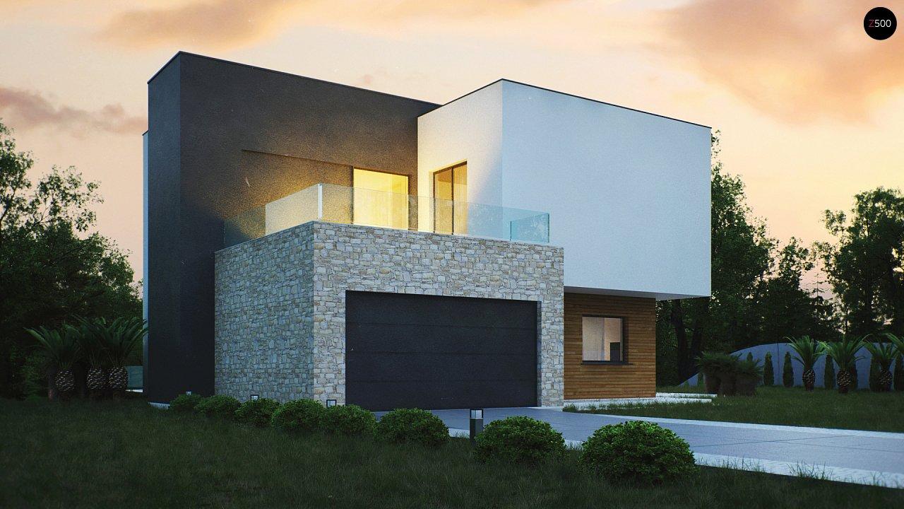 Проект будинку Zr17 - 1