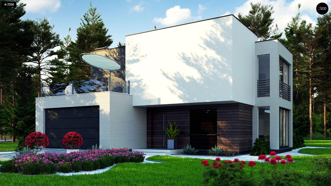 Проект будинку Zr17 A - 1