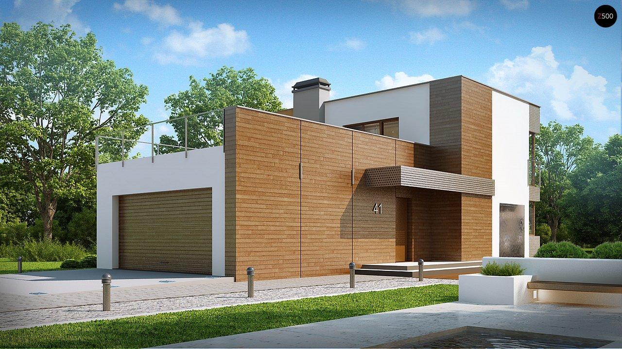 Проект будинку Zx41 - 1