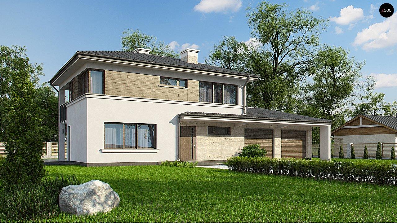 Проект будинку Zx8 GP2 - 1
