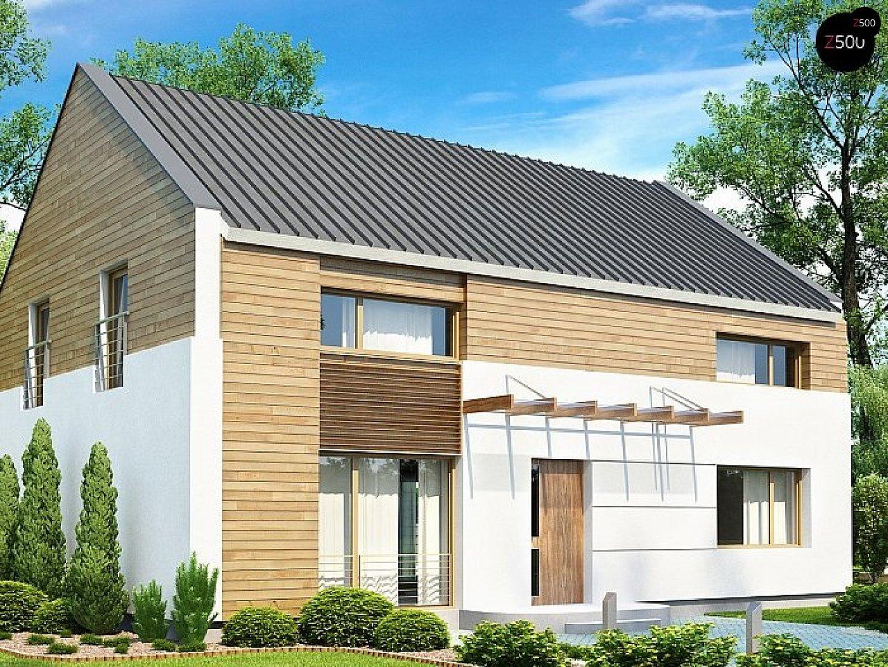 Проект будинку Zx11 v3 - 1