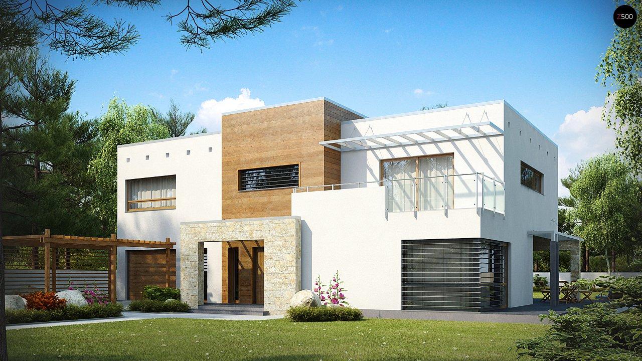Проект будинку Zx15 - 1