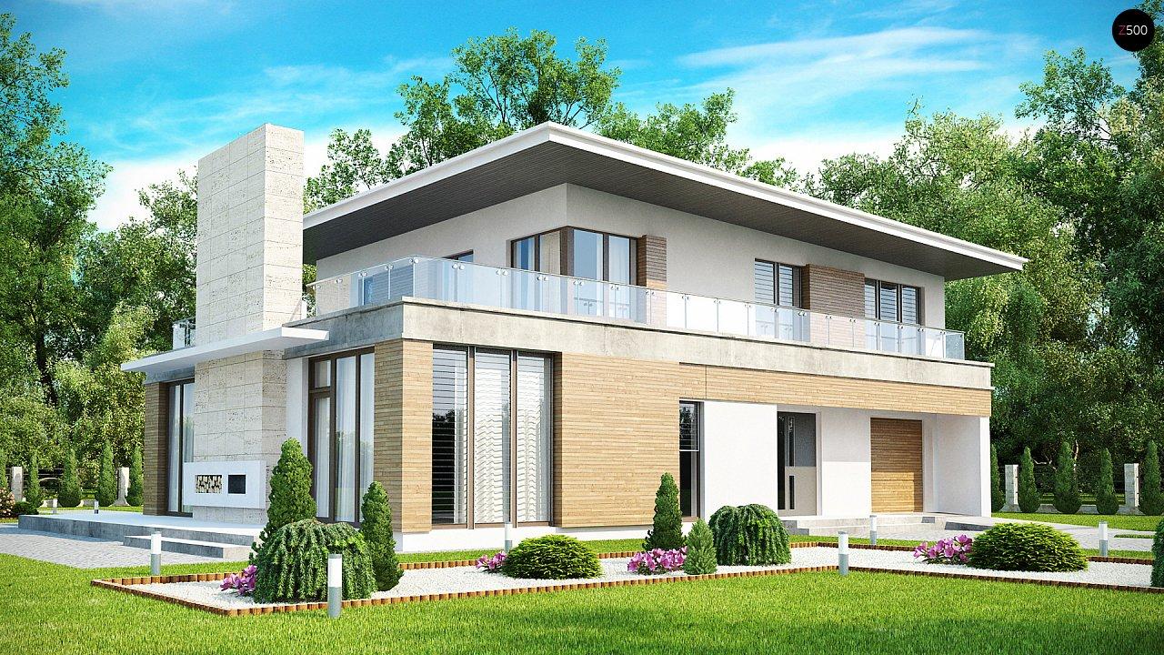 Проект будинку Zx21 - 1