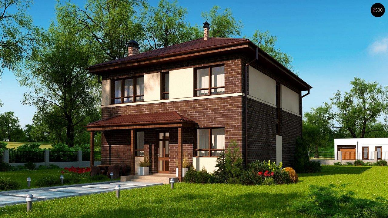 Проект будинку Zx24 a - 1