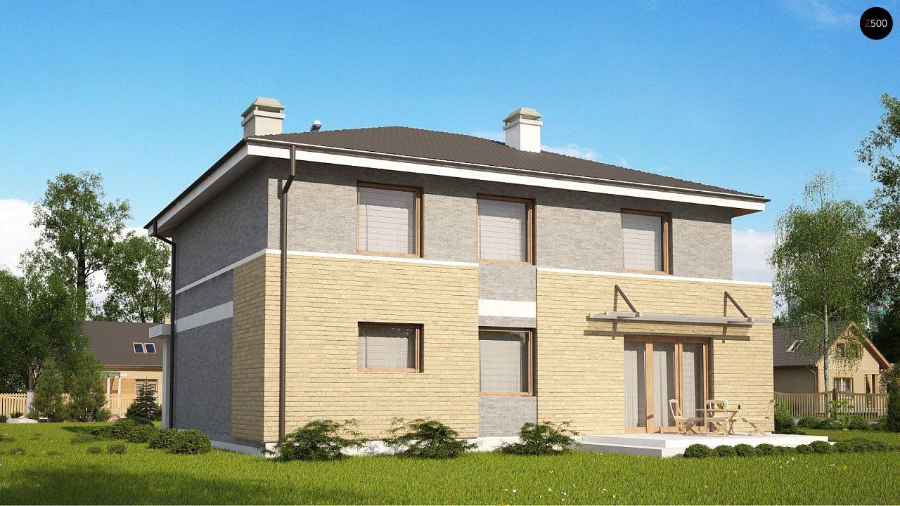 Проект будинку Zx29 k - 1