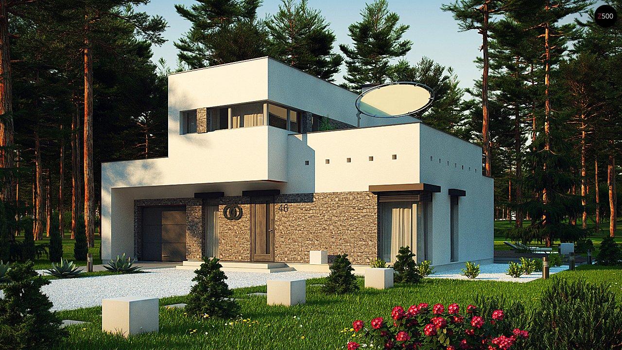 Проект будинку Zx46 minus - 1