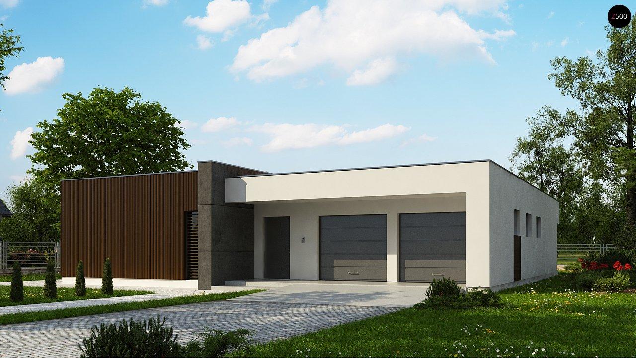Проект будинку Zx49 GP2 - 1