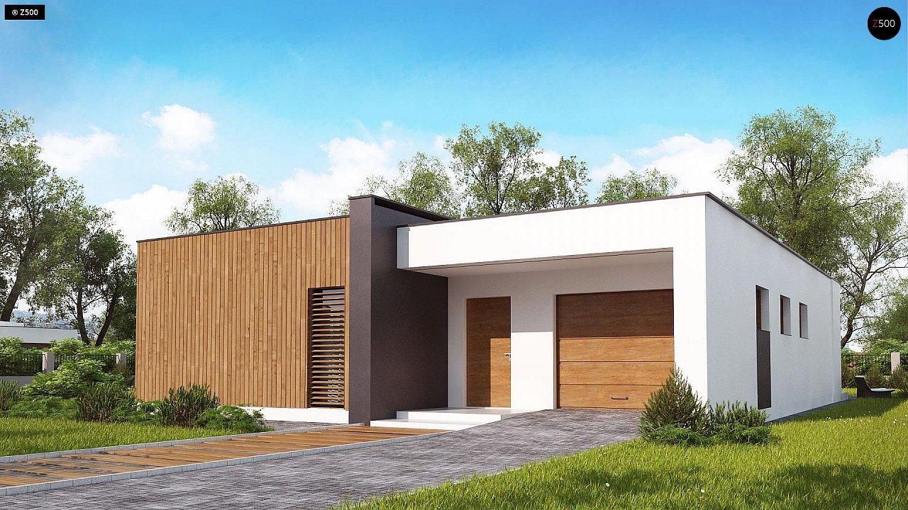 Проект будинку Zx49 minus - 1