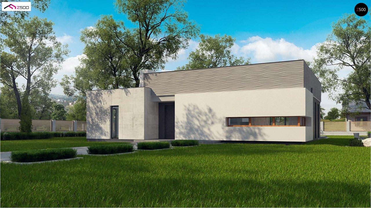Проект будинку Zx56 bG - 1
