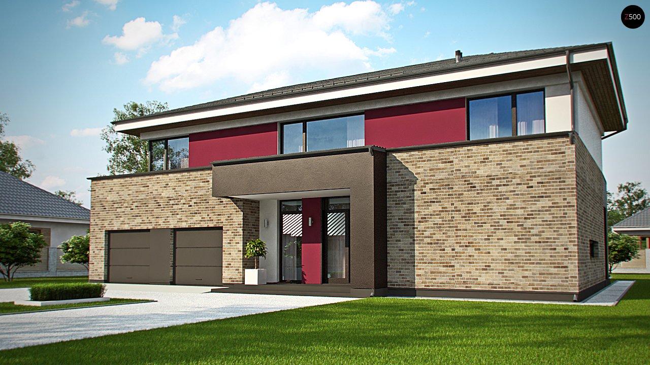 Проект будинку Zx61 - 1