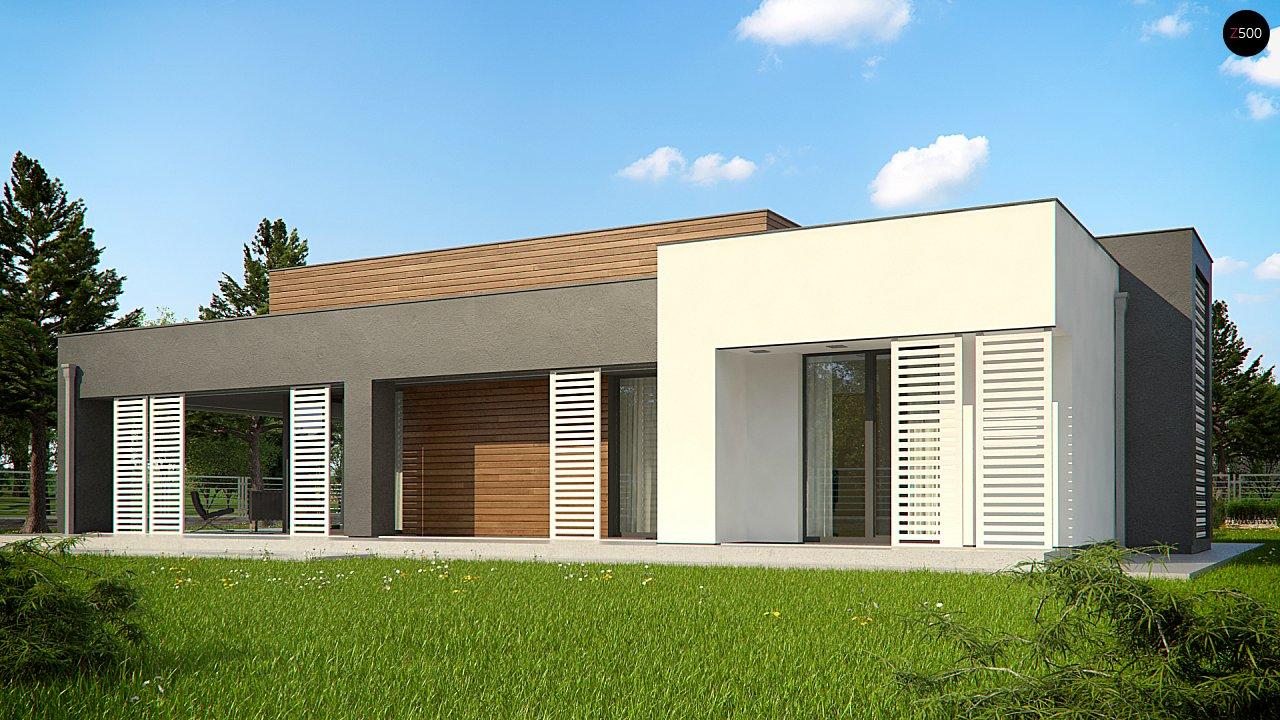 Проект будинку Zx65 + - 1