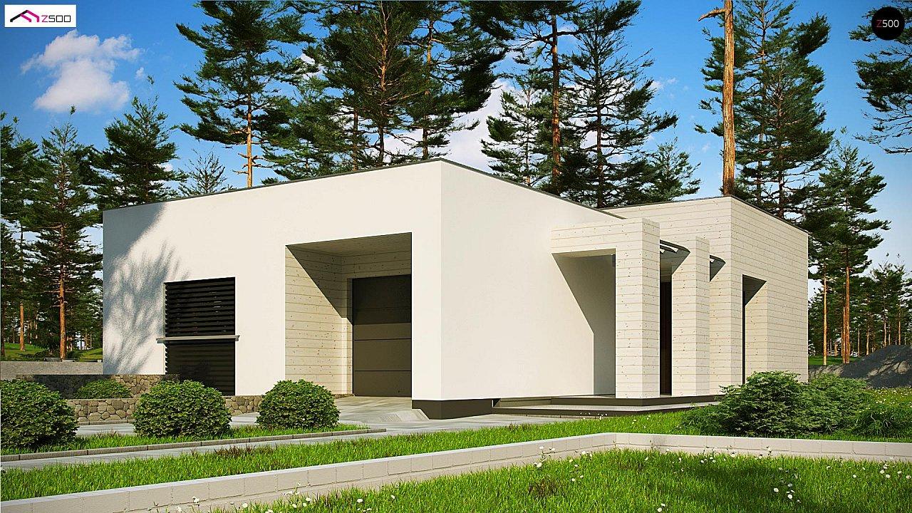 Проект будинку Zx68 A minus - 1