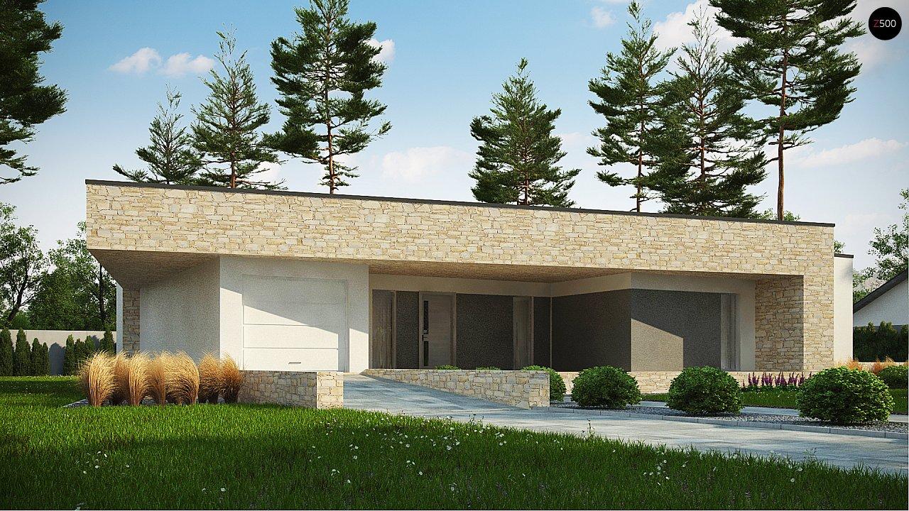 Проект будинку Zx71 - 1
