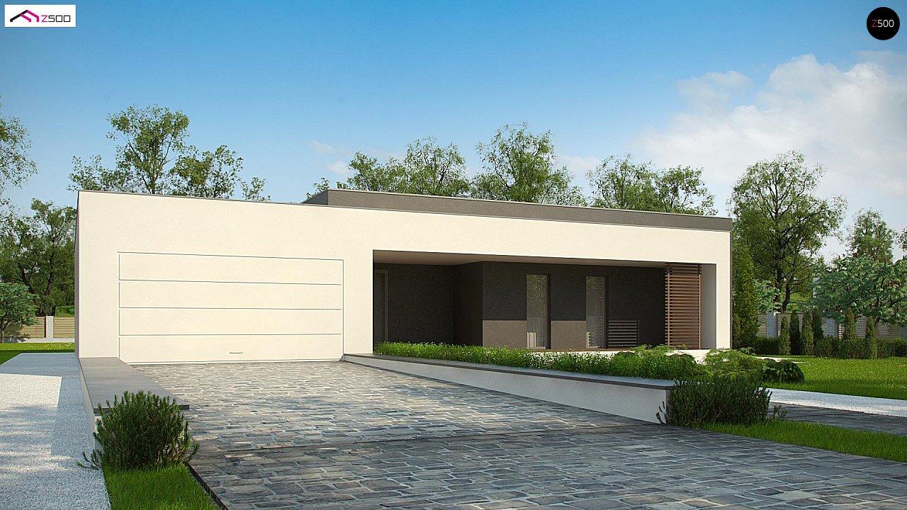 Проект будинку Zx72 - 1