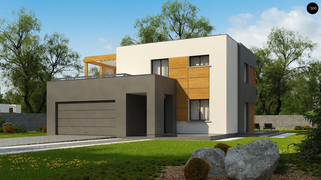 Проект будинку Zx73 - 1