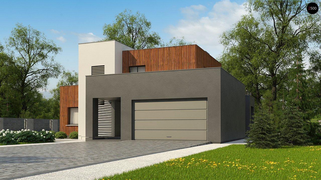 Проект будинку Zx74 - 1