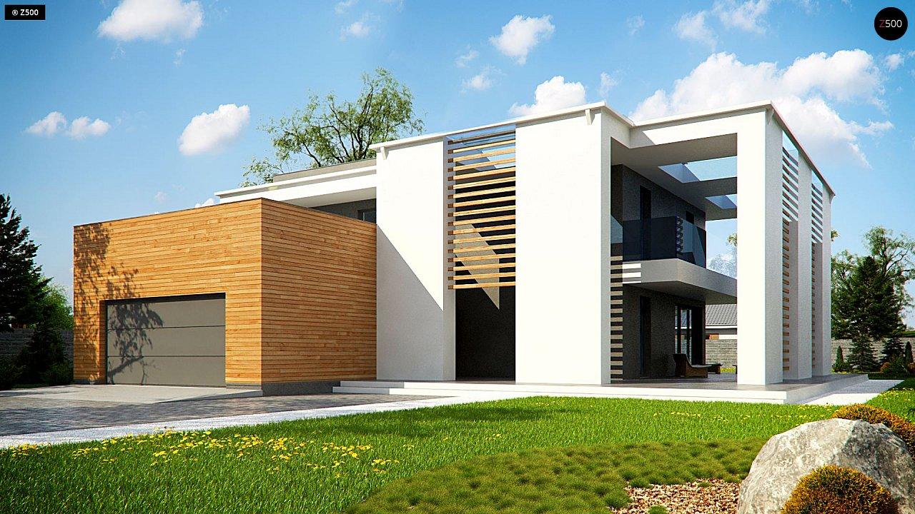 Проект будинку Zx75 - 1