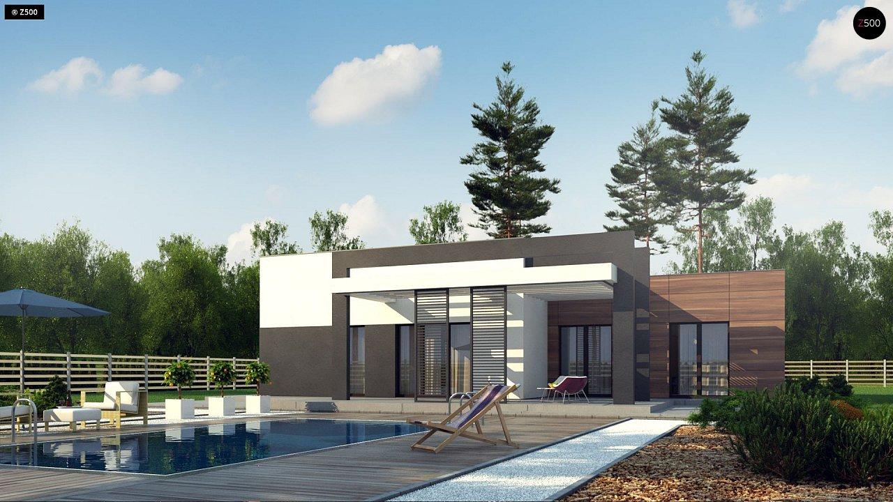 Проект будинку Zx78 - 1