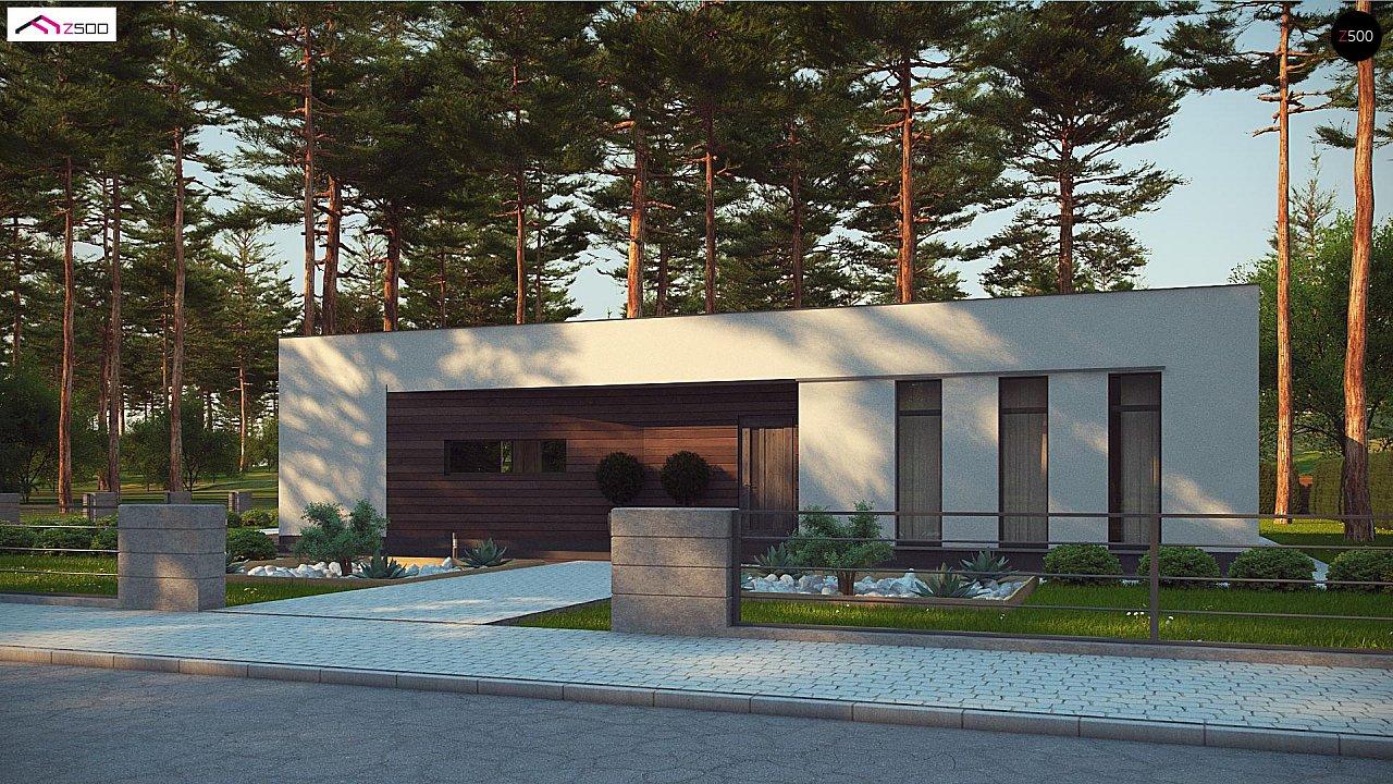 Проект будинку Zx80 - 1