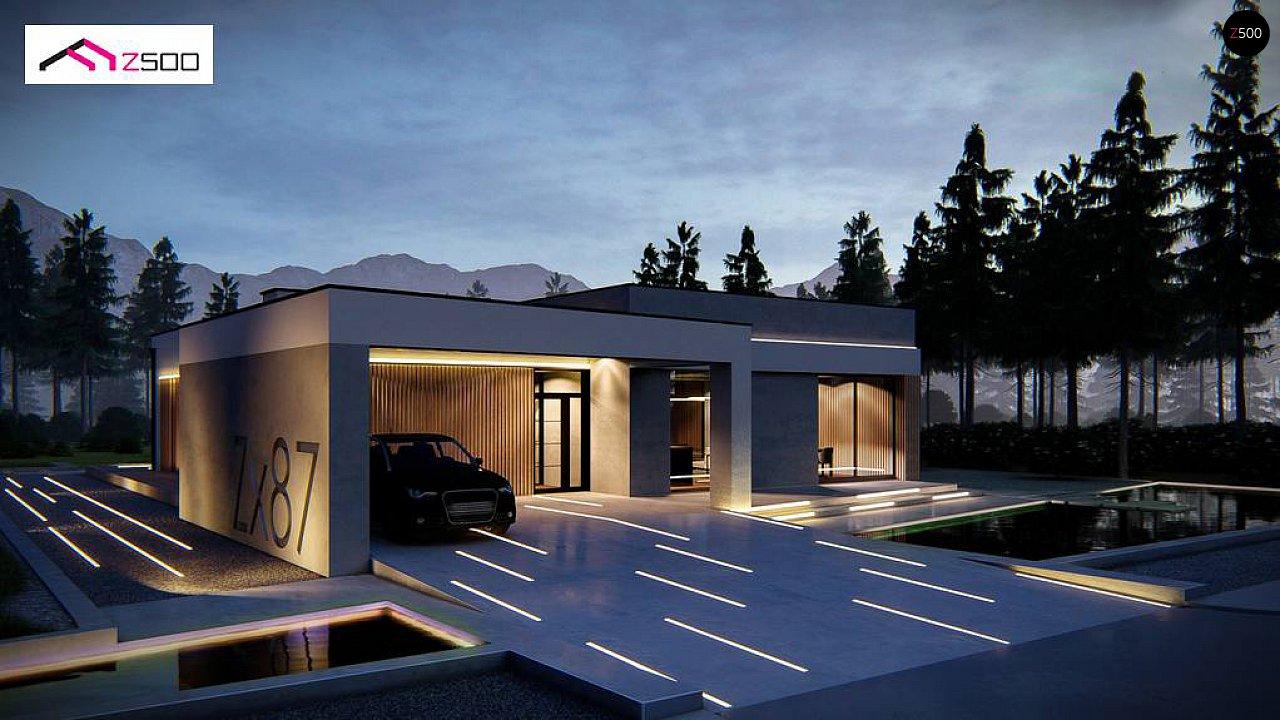 Проект будинку Zx87 - 1