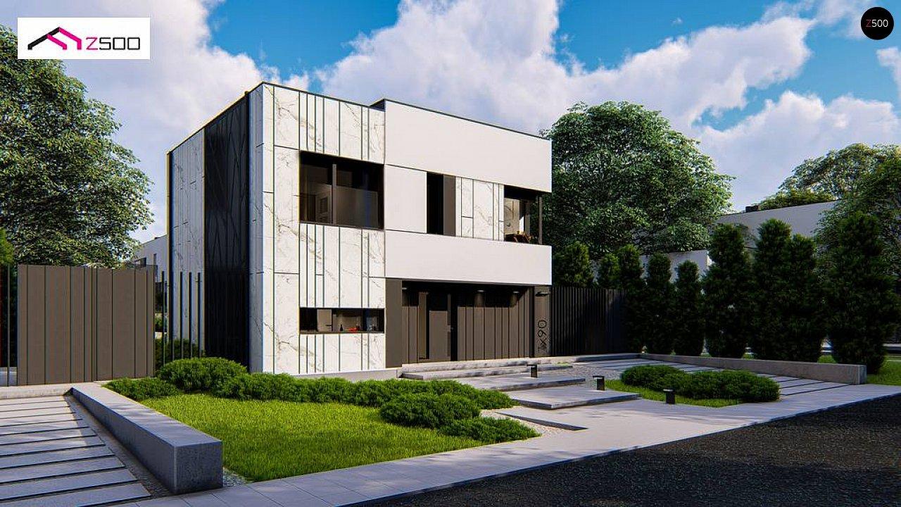 Проект будинку Zx90 - 1