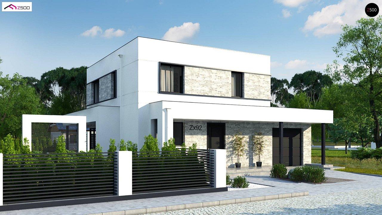 Проект будинку Zx92 GP - 1